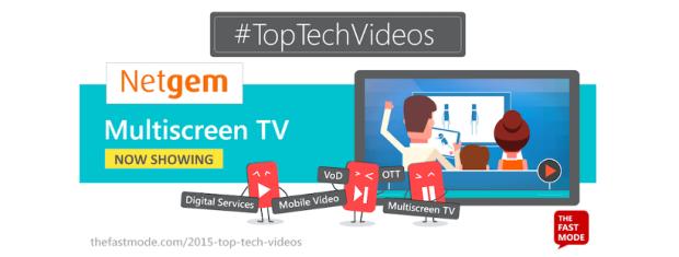 Netgem experience tv connectee video