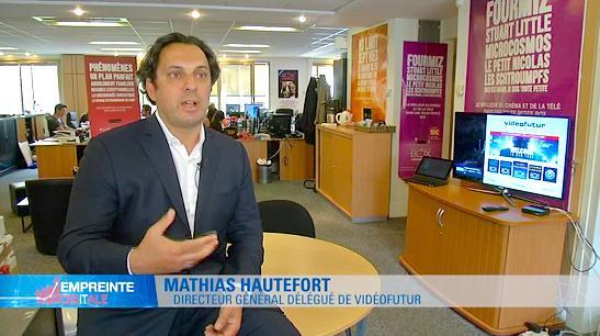 Mathias Hautefort - Videofutur Netgem