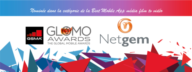 Netgem nominee Best Mobile App Media Film TV Video