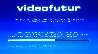 Videofutur upgrade 7.2.010.54