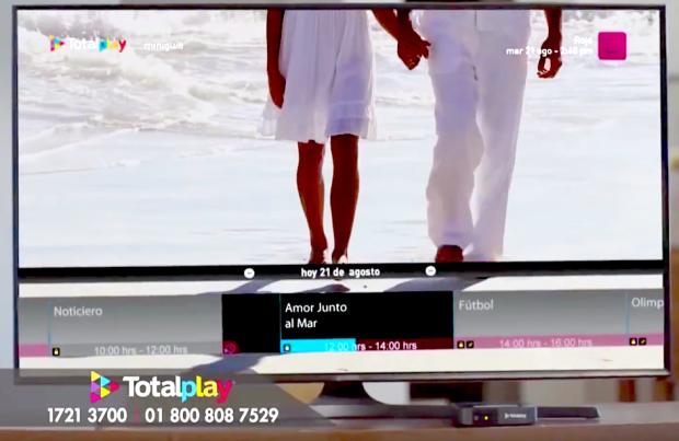 Netbox Totalplay Mexico by Netgem TelcoTV 2016