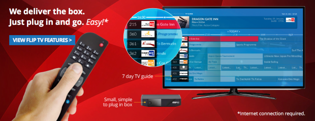 FLIP-TV Australia by Netgem