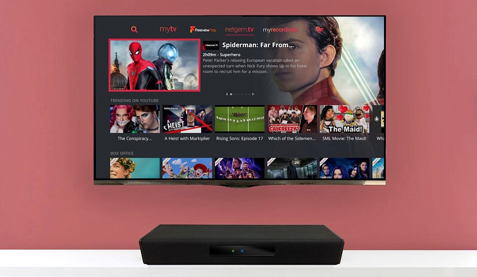 SoundBox by netgem.tv truly is the ultimate home entertainment